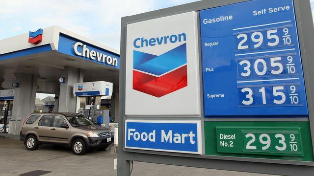 Winst oliemaatschappij Chevron verdubbeld