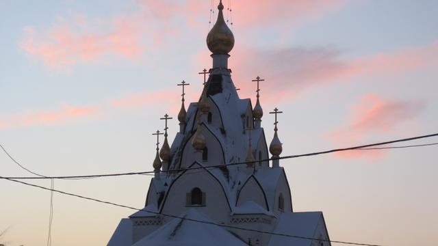 Moskou heeft hoogste gebouw van Europa