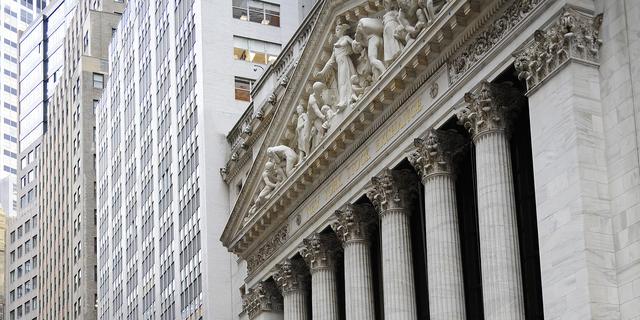 Dow sluit op hoogste stand sinds mei 2008
