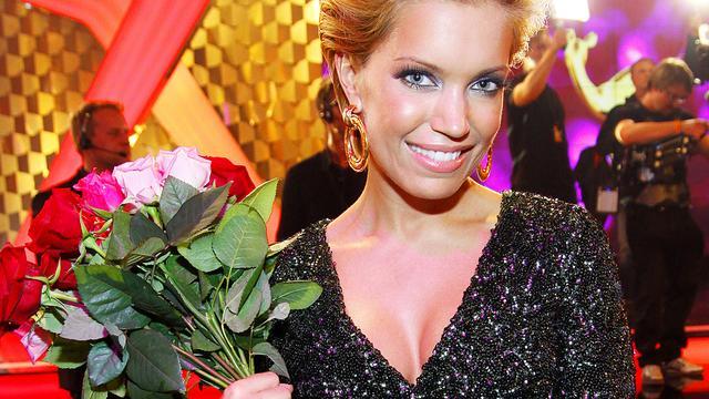 Sylvie van der Vaart uit Duitse talentenshow gezet