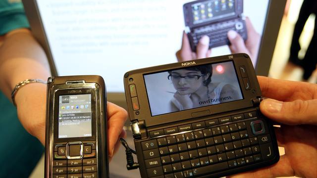 Vaarwel, lieve Nokia