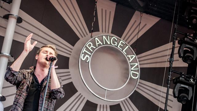 Concert Keane geëvacueerd