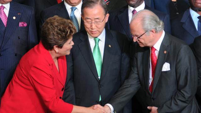 Duurzaamheidstop in Rio afgerond