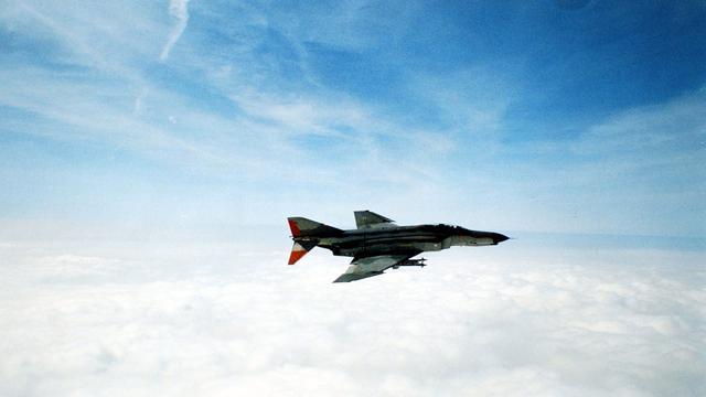 Syrië achter crash Turkse straaljager