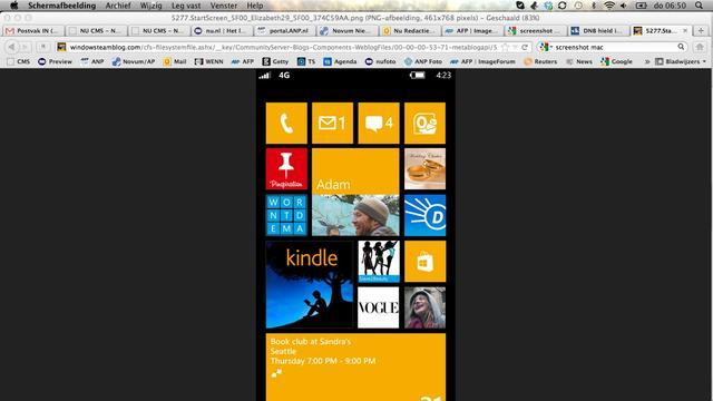 Alcatel brengt smartphones met Windows Phone uit