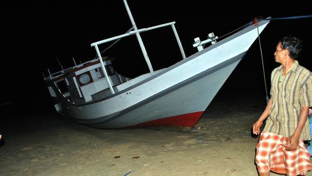 'Indonesië laat migranten naar Australië door'