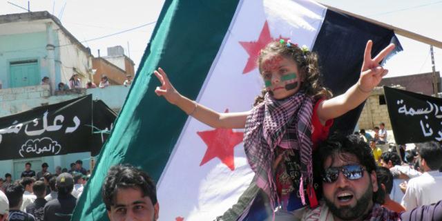 Patstelling op top over Syrië