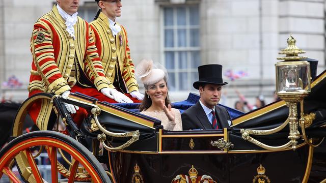 Erfenis voor verjaardag Britse prins William