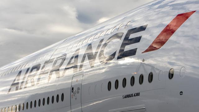 'Air France akkoord met bonden over ontslag grondpersoneel'