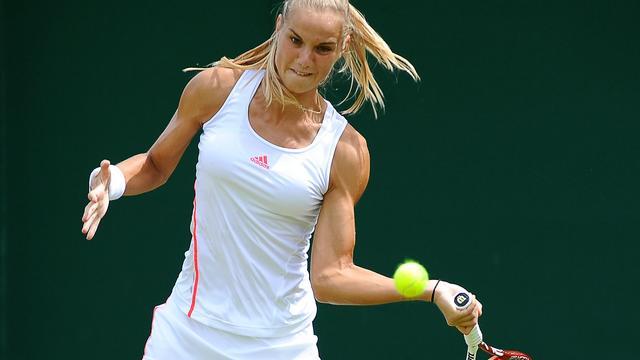 Rus strandt in derde ronde Wimbledon