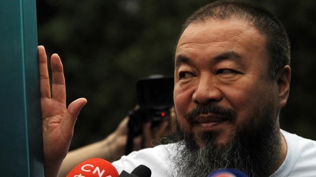 Groot-Brittannië verleent Ai Weiwei geen visum voor halfjaar
