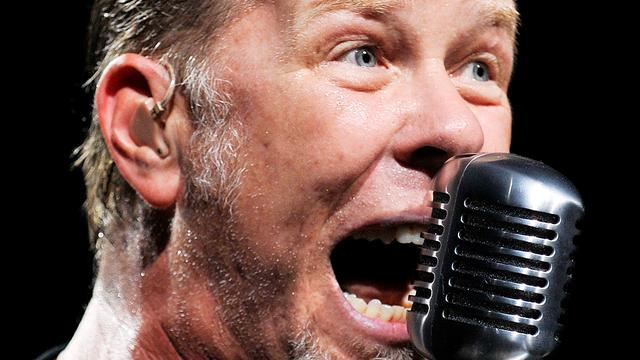 Metallica heeft 'niet genoeg tijd' voor nieuw album