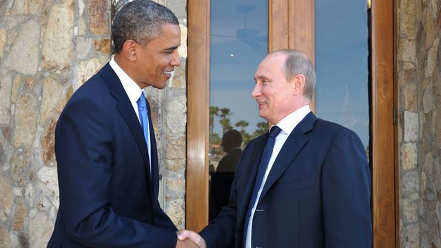Poetin wil 'geen nieuwe Koude Oorlog'