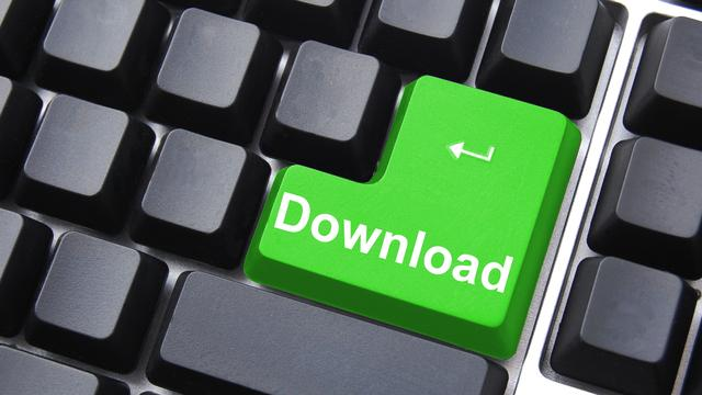 Forse daling downloads van 538-podcasts