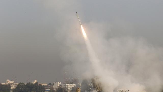 'Wapenstilstand Israël en Gaza'