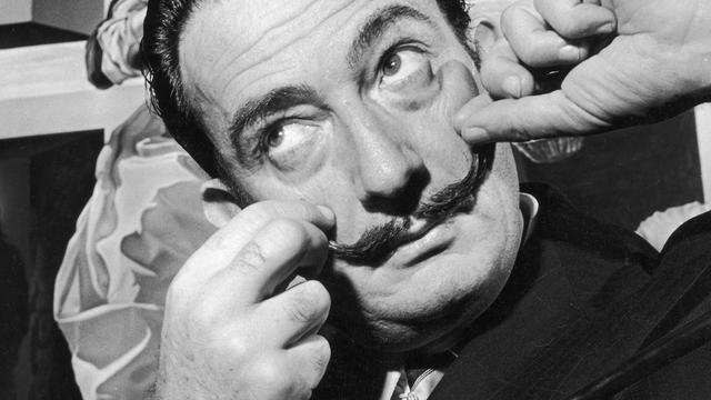 Schilderij Dalí gestolen in New York