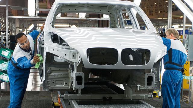 'BMW produceert vanaf 2014 bij Nedcar in Born'