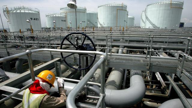 Uitkomsten eurotop drijven olieprijs op