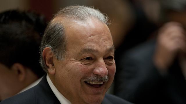Carlos Slim breidt imperium verder uit