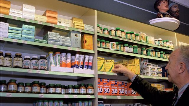 Steeds minder mensen slikken vitaminesupplementen