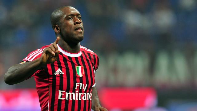 Seedorf vertrekt na tien jaar bij AC Milan