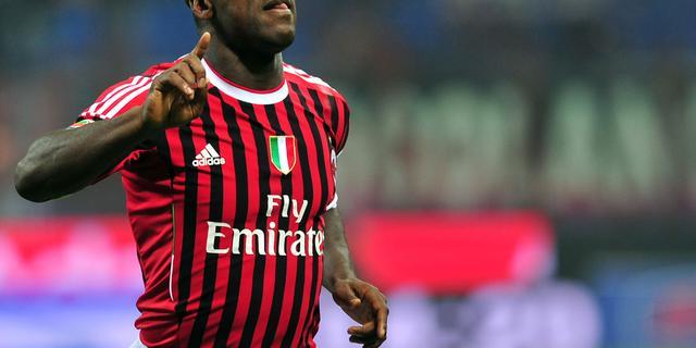 AC Milan stuit op FC Barcelona in Champions League