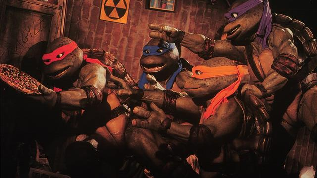 Ninja Turtles-poster teruggetrokken door Paramount
