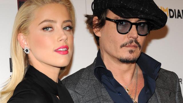 'Johnny Depp geeft Amber Heard paard cadeau'