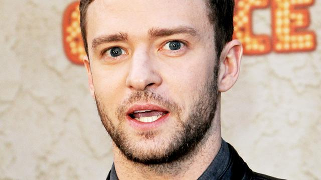 'Justin Timberlake in Baywatch-film'