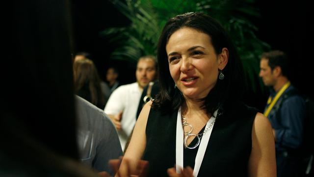 Sheryl Sandberg eerste vrouwelijke bestuurslid Facebook