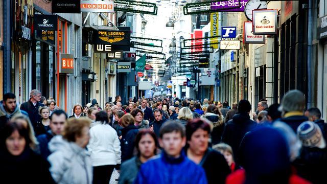 Gezinnen blijven steeds vaker in grote steden wonen