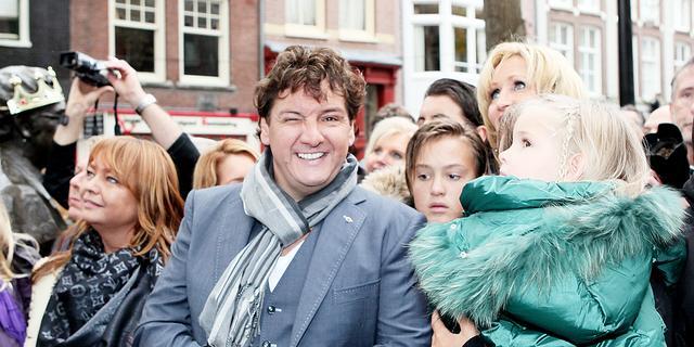 René Froger na 23 jaar weer boven aan hitlijst