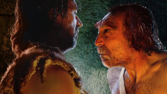 'Grote ogen werden Neanderthalers fataal'
