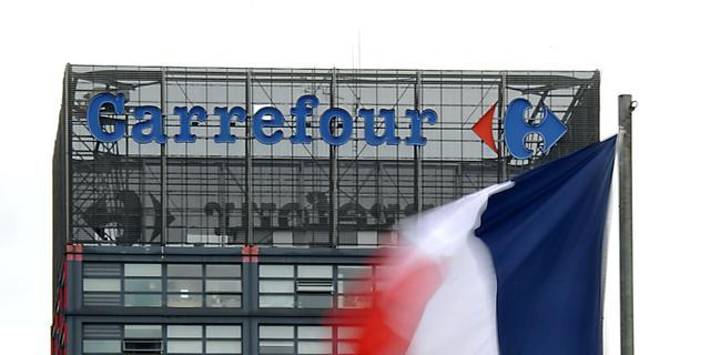 Omzet Carrefour loopt iets terug