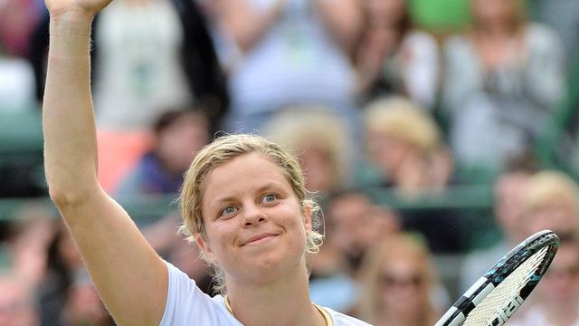 Clijsters overtuigt tegen Jankovic op Wimbledon