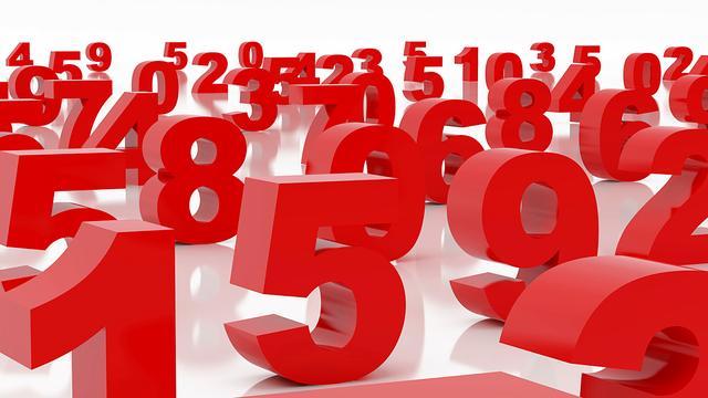 Gevoel voor getallen piekt bij 30