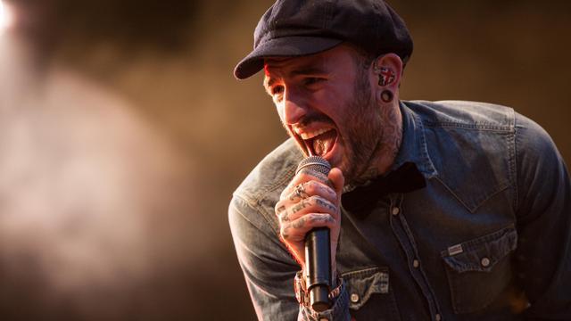 Ben Saunders afgeknapt op huwelijk