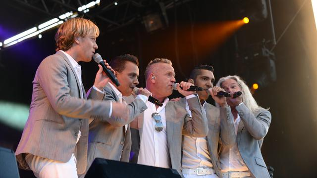 Gordon geniet van saamhorigheid The Voices