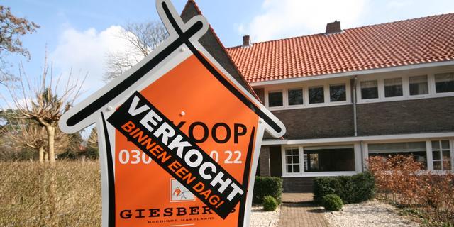 'Vooruitzicht woningmarkt goed'