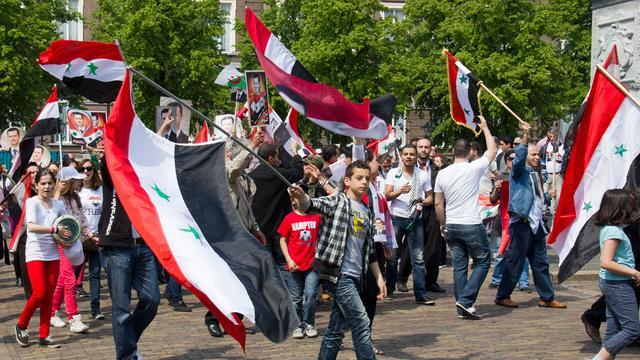 Syrische rebellen vragen bewapende VN-ers