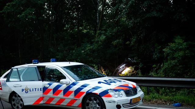 Automobilist beschoten in Amsterdam
