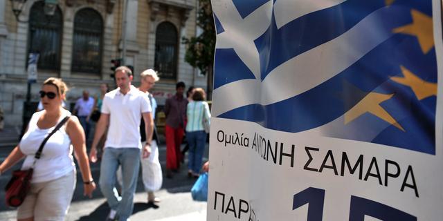 Griekse verkiezingen beslissend voor eurozone