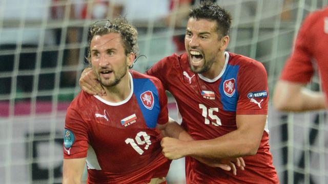 Tsjechië plaatst zich voor kwartfinales