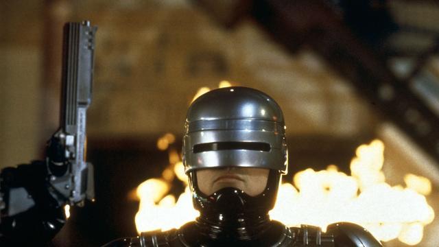 Robocop krijgt standbeeld in geboortestad Detroit