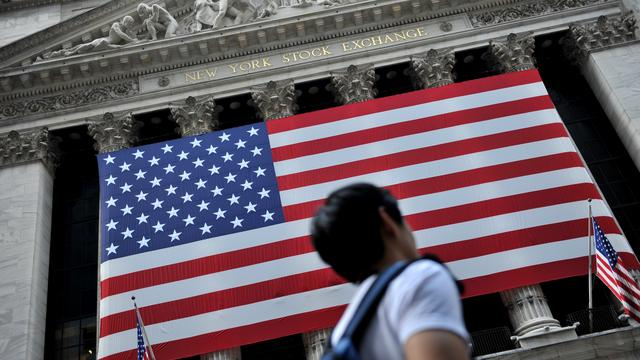 Flinke winsten op Wall Street