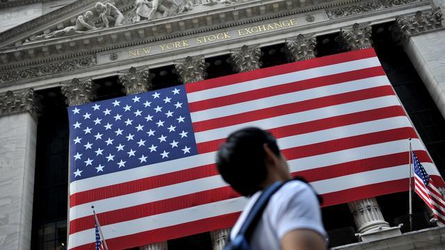 Wall Street voert winst op in eindsprint