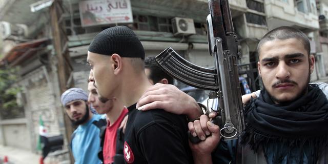 Meer Nederlandse steun voor oppositie Syrië