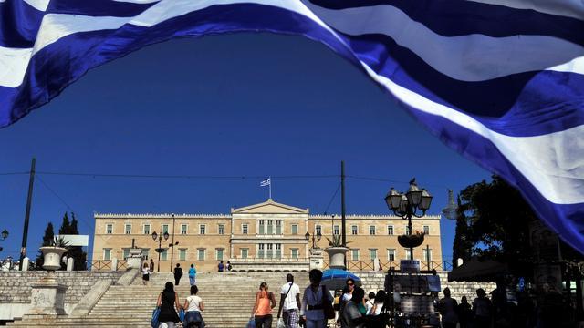 Griekse onderminister stapt op