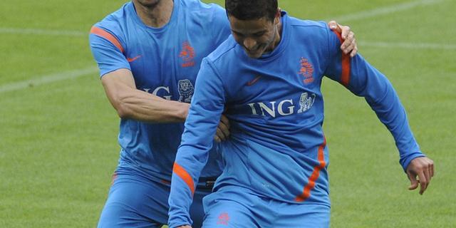 Oranje weer naar Charkov voor beslissende groepswedstrijd