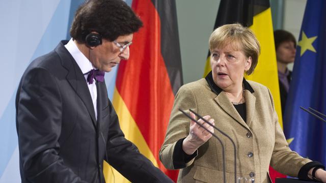 'EU-top gaat niet over Griekenland'